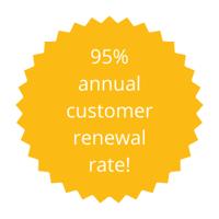 95% renewal rate! (3)-1