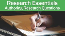 Authoring Research Questions image