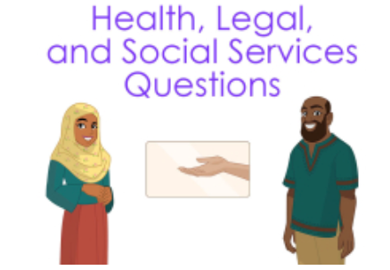 Health, Legal, and Social Service Tutorial 2