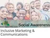 Inclusive Marketing & Communications Tutorial