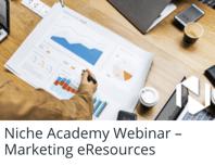 Marketing eResources webinar