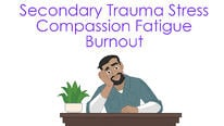 Stress Compassion Fatigue Burnout tutorial image