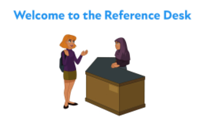 Welcome to the reference desk thumbnail