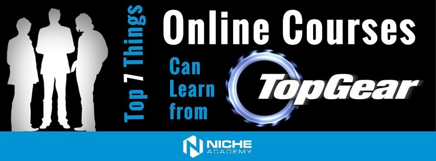 Top_7_Things_Online_Courses_Can_Learn_from_Top_Gear