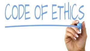 code of ethics thumb